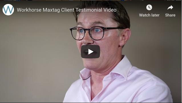 VIDEO: Maxtag MD, Glynn Gordon on Workhorse