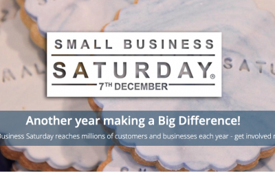 Let's Support Small Business Saturday
